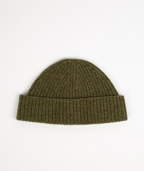 SAMSOE SAMSOE Viktor X Beanie Mütze grün