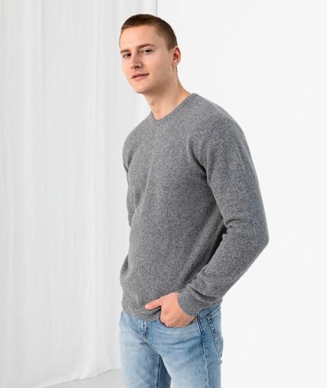KAUF DICH GLÜCKLICH Pullover mid grey