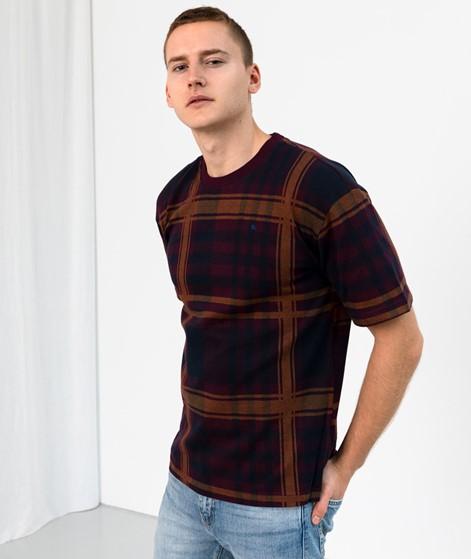 WEMOTO Arch T-Shirt kariert