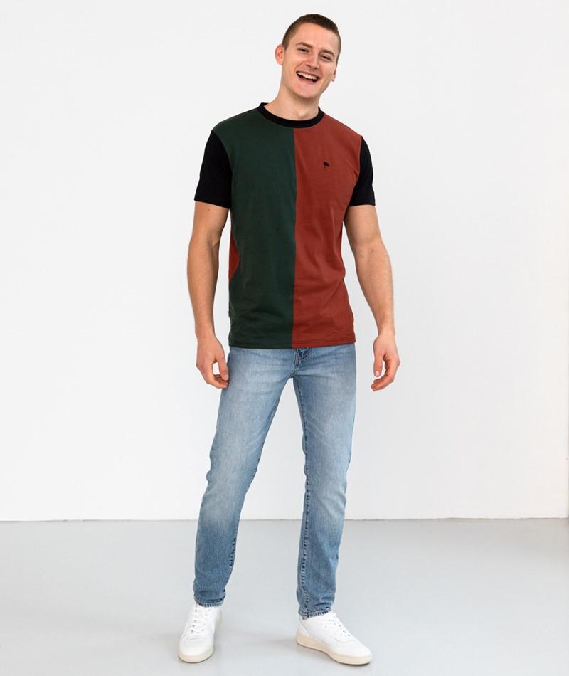 WEMOTO Luke T-Shirt multi