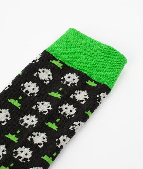 DOIY Game Socken schwarz