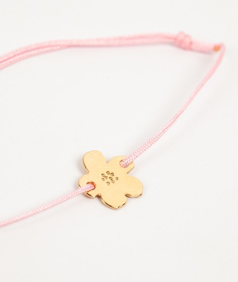 TOO DREAMY Forget Me Not Armband rosa