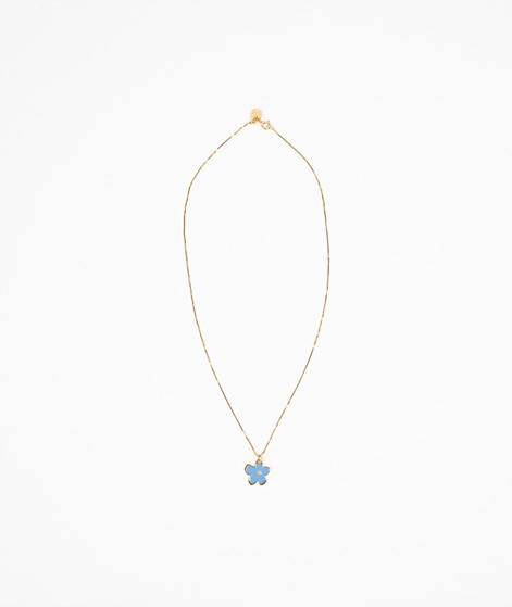 TOO DREAMY Forget Me Not Kette gold