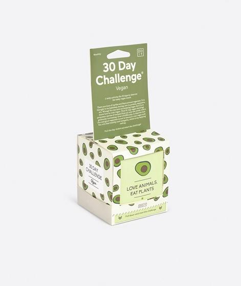 DOIY 30 Day Vegan Challenge english