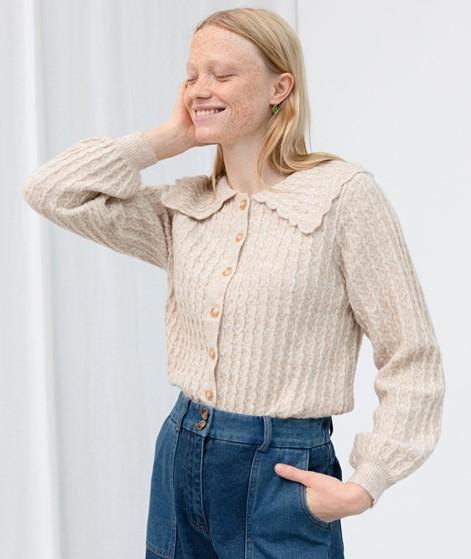 FRNCH PARIS Marilyne Cardigan beige