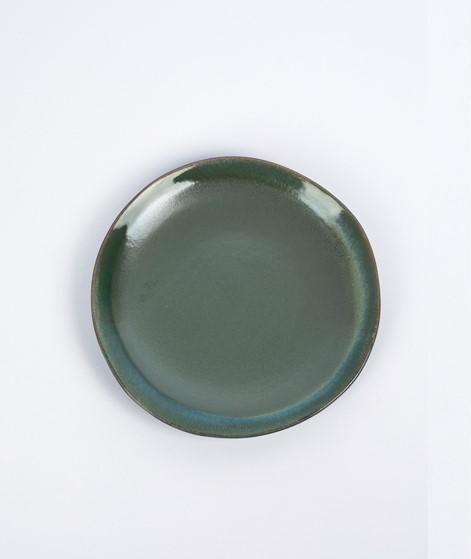 HKLIVING 70`s Dessert Plate grün