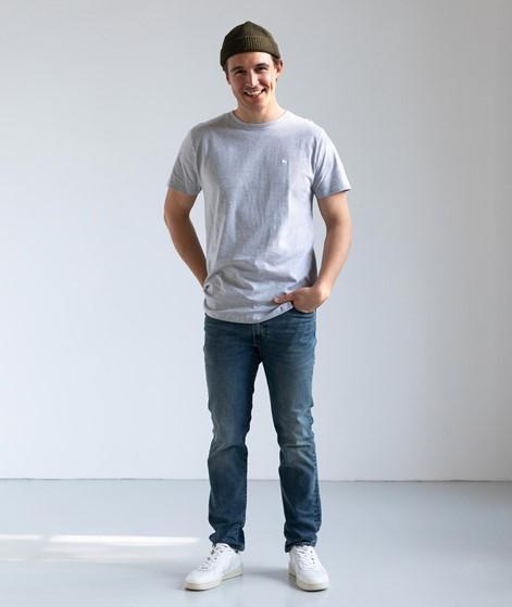 WEMOTO Teebs T-Shirt hellgrau