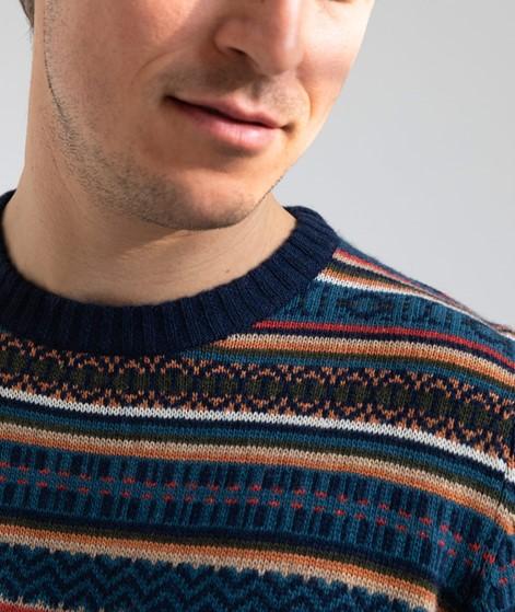 REVOLUTION Striped Pullover gestreift